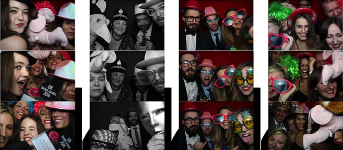 London photo booth hire for parties and corporate events